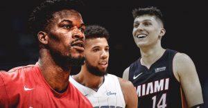 【合乐体育-NBA季后赛】希罗:我想为巴特勒争夺总冠军 每晚他都是一个出色的领袖
