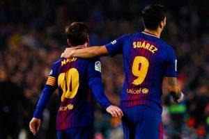 【合乐VIP体育-西甲】苏亚雷斯泪别梅西,加盟马德里竞技就想打巴萨