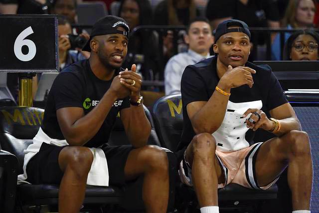 888体育赛事观点-保罗与威少供同强调NBA安全开赛的重要性,球员健康应放在首位