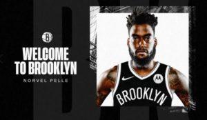 【NBA】篮网今年就要夺冠!签约佩莱补强内线,目标明确