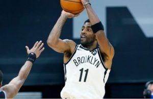 【NBA】篮网27记三分投疯了!欧文哈登联手69分16助攻14篮板